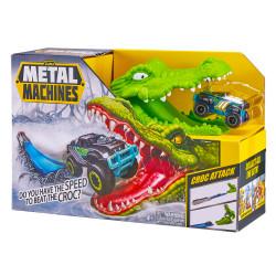 Zuru Metal Machines Croc Attack Track Set