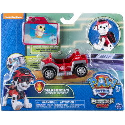 Paw Patrol Mission Paw - Marshall's Rescue Rover