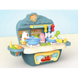 Little Chef Cook Fun Kitchen Set Toy (18 PCS)