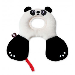 Banbet Baby's Comfy Travel Companion, Total Support Headrest, Panda