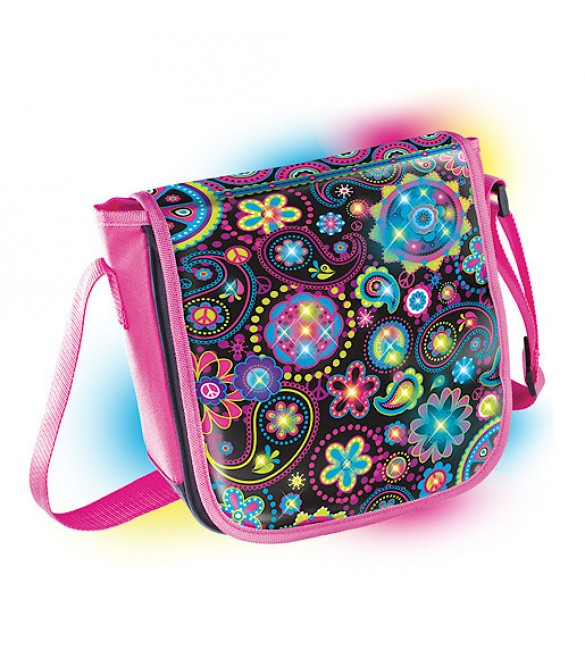 Cra-Z-Art Light up Messenger Bag