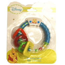 Winnie the Pooh Activity Ring Teether