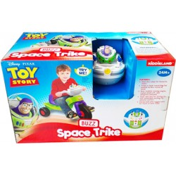 Toy Story Buzz Space Trike with Lights and Sound
