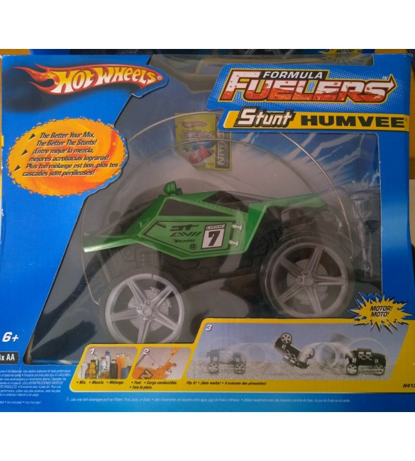 Hot Wheels Formula Fuelers Stunt Baja Blazer Vehicle