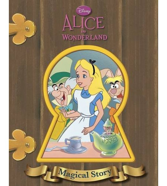 Disney Alice in Wonderland Magical Story