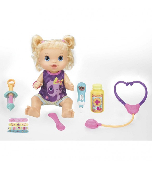 Baby Alive Make Me Better Baby - Blonde