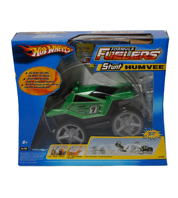 Hot Wheels® Formula Fuelers™ Stunt Baja Blazer™ Vehicle