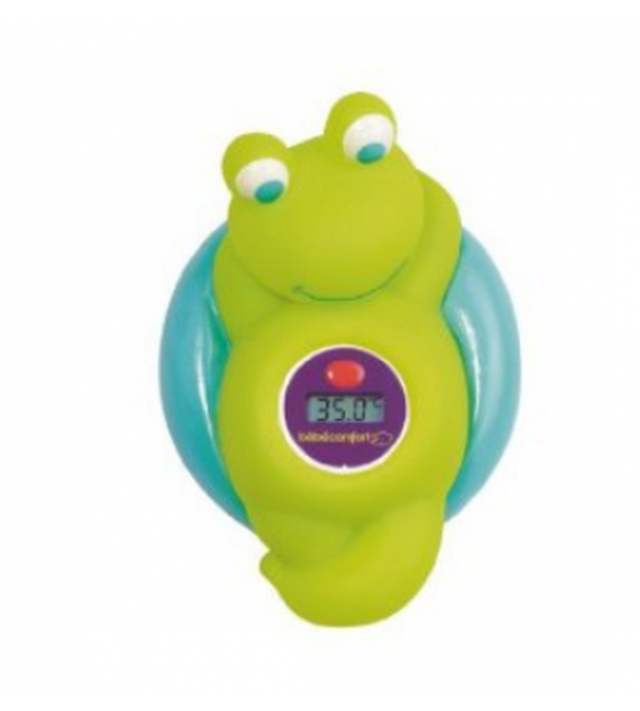 Bebe Confort Bath Thermometer Frog 0-36 m