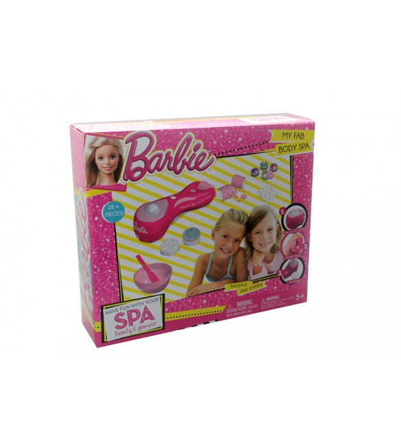 Barbie My Fab Body Spa