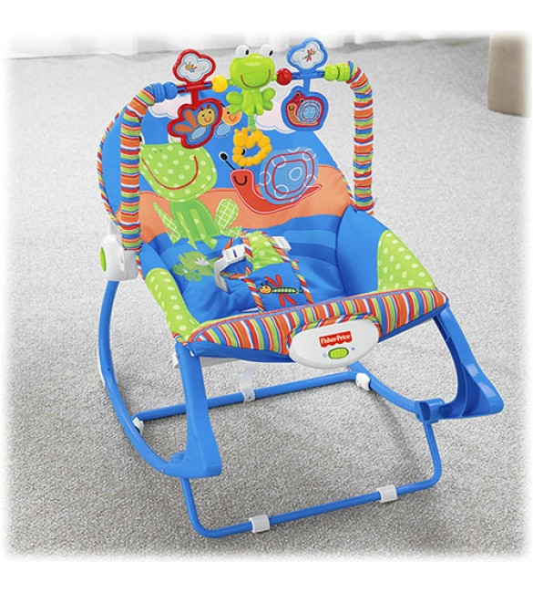 Fisher-Price Infant To Toddler Rocke
