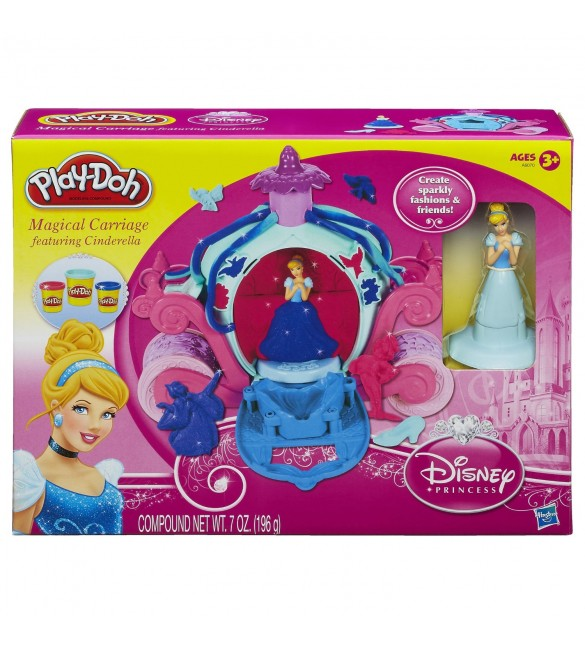 Play-Doh Magical Carriage Featuring Disney Princess Cinderella