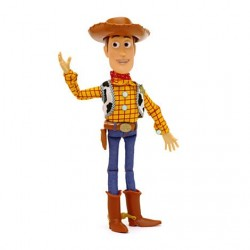 "Disney Toy Story 16"" Talking Woody Pull String Doll ."