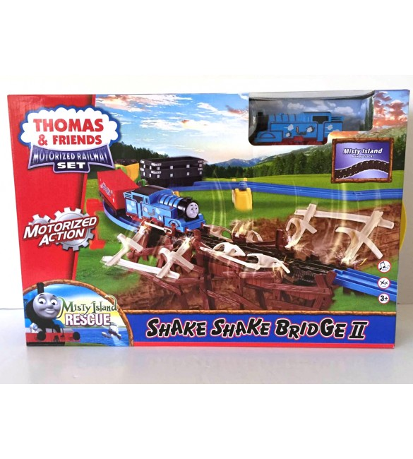 Thomas The Train:  Shake Shake Bridge