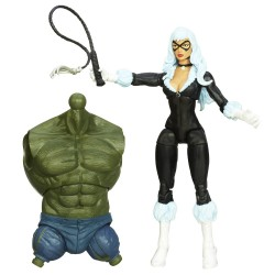 Marvel Legends Infinite Series Skyline Sirens Action Figure Black Cat