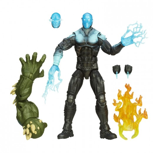 Marvel Legends Infinite Series Electro Figure 6 Inches