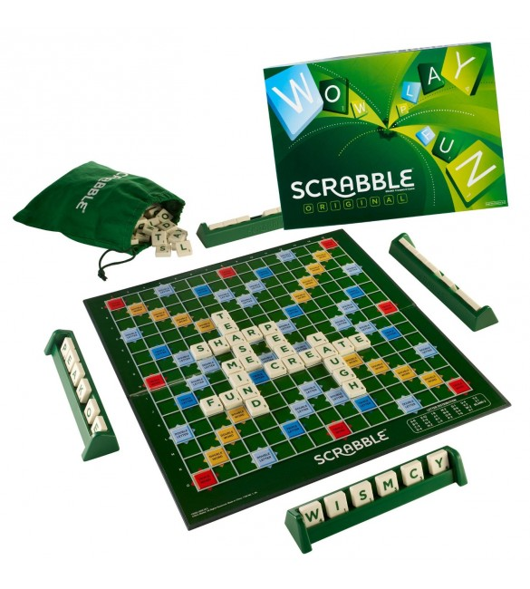 Scrabble Original - Board Game