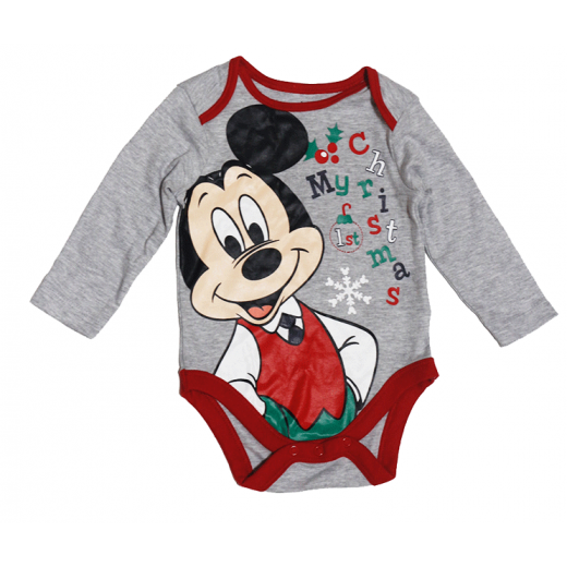 Primark Micky Mouse Baby Christmas Suit, 6-9 Months