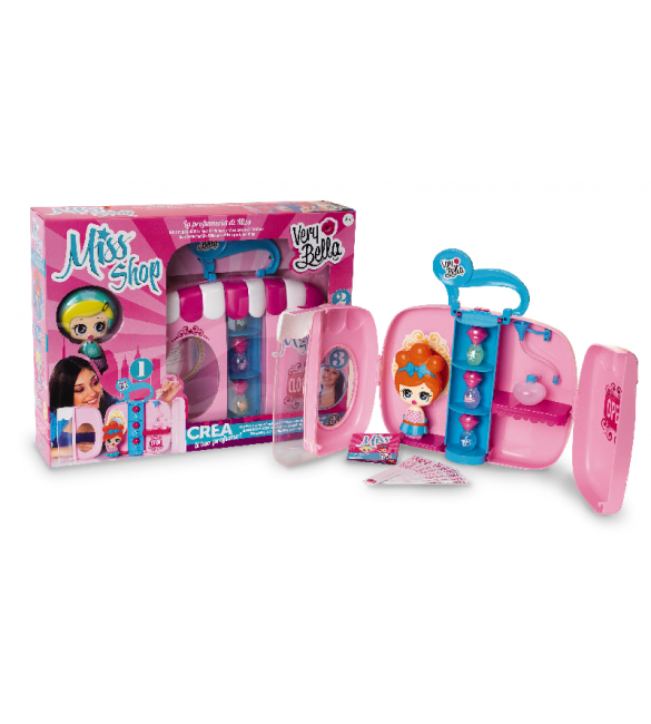 VERY BELLA MISS PLAYSET