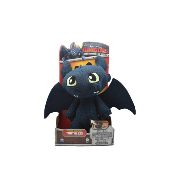 Squeeze & Growl Toothless