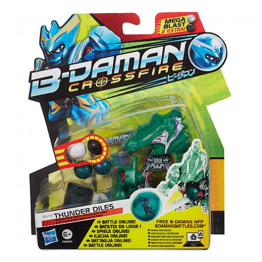 B-Daman Crossfire Figure - Thunder Diles