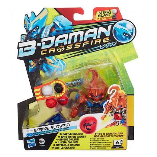 B-Daman Crossfire Figure - Strike Scorpio