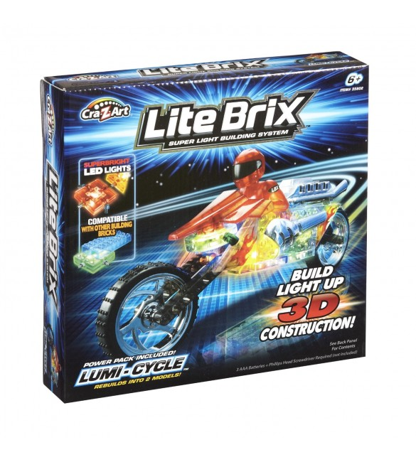 Lite Brix Lumi-Cycle