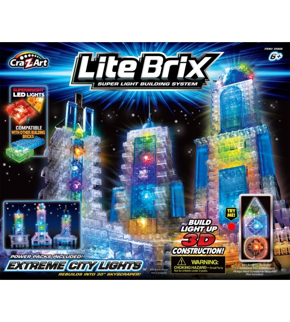 Lite Brix Extreme City Lights
