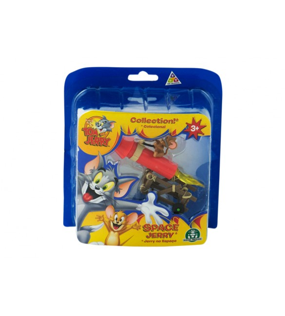 Tom & Jerry Action Figure