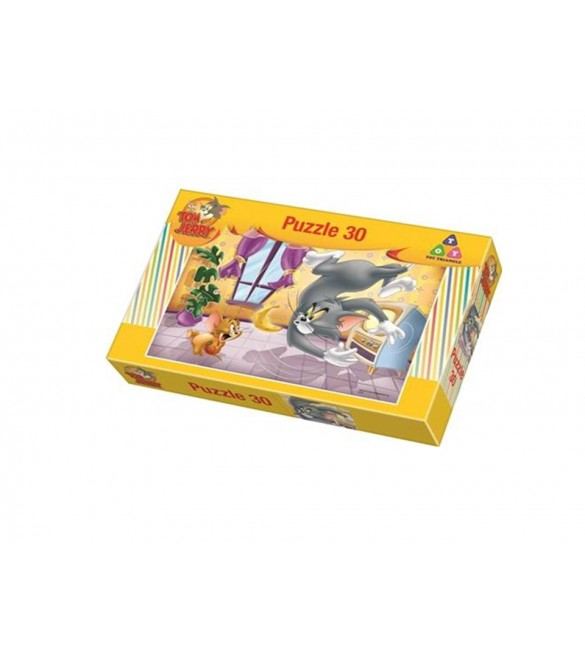 Tom & jerry Puzzles - 30 Piece