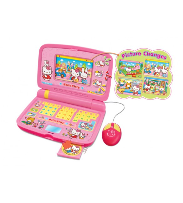 Hello Kitty Lovely Notebook With Sound & Light