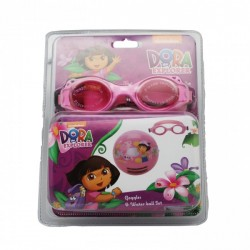 Dora Water Ball & Goggles Set