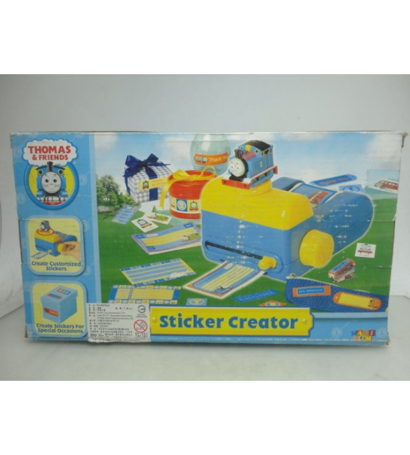 THOMAS STICKER CREATOR