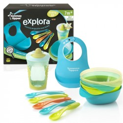Tommee Tippee Explora Feeding Kit 7m+