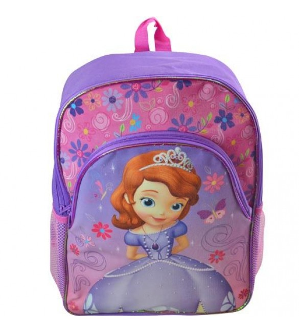 Sofia 16 Backpack with 1 front Zipper Pocket