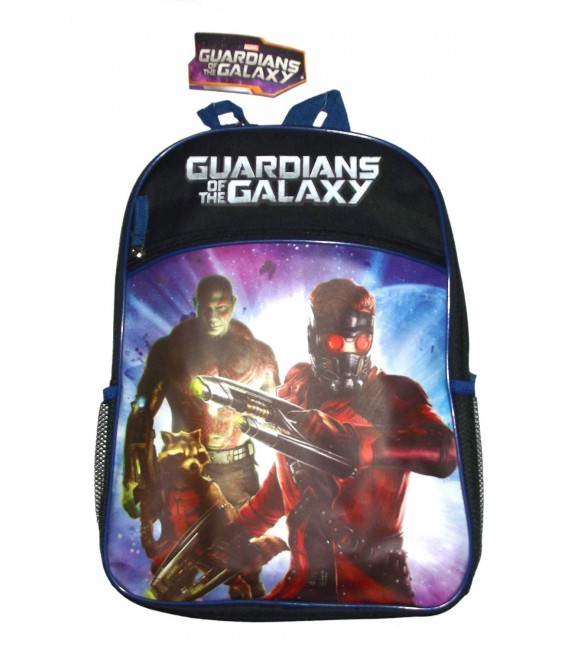 """Guardians of the Galaxy 16"""" Large School Backpack"""