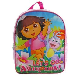 Nickelodeon Dora The Explorer & Boots Backpack 41 cm