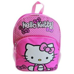 Hello Kitty Pink Dots Backpack 41 cm