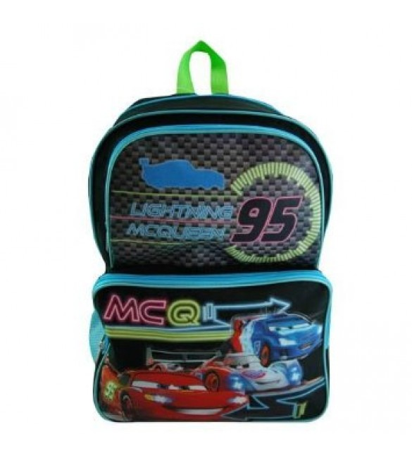 """Cars Cargo 16"""" Backpack"""