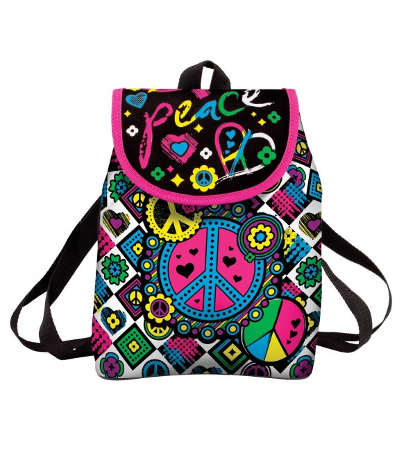 Cra-Z-Art Shimmer N Sparkle Color Your Own Backpack