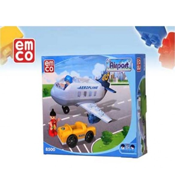 Emco Preschool Aircraft Set