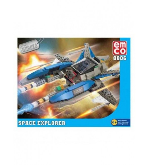 EMCO - EMCO SPACE EXPLORER - 202 PCS