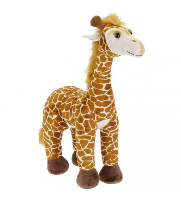Animal Alley 22 Tall Standing Giraffe Plush