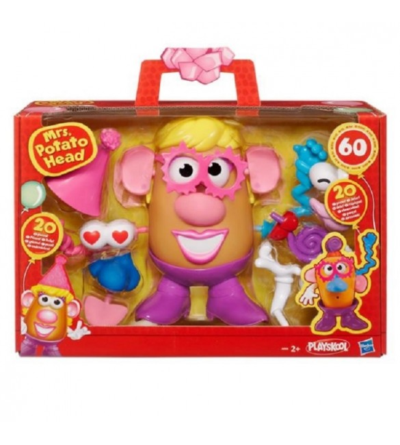 Playskool A0956 Mr Potato Head Party Case Giftset