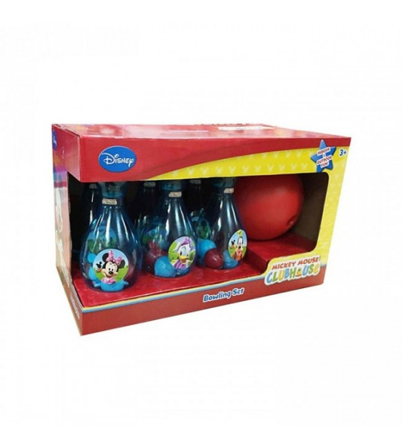 Mickey Mouse Club House Bowling Set