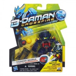 B-daman Crossfire Thunder Bevarage Figure