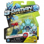 B-DAMAN CROSSFIRE BD-03 THUNDER FIN FIGURE