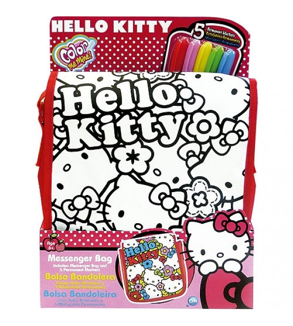 Color me mine Hello Kitty