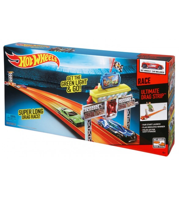 Hot Wheels Ultimate Drag Strip Trackset