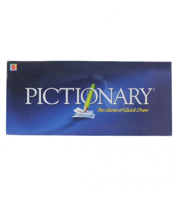 Pictionary Adult Classic