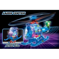 Lite Brix Lazer Copter